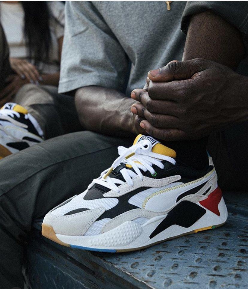 Puma RX^3 | Tenis masculino, Sapatos, Tenis