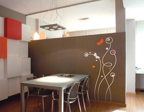 Comedores Color Chocolate | Ideas para decorar, diseñar y mejorar tu casa.