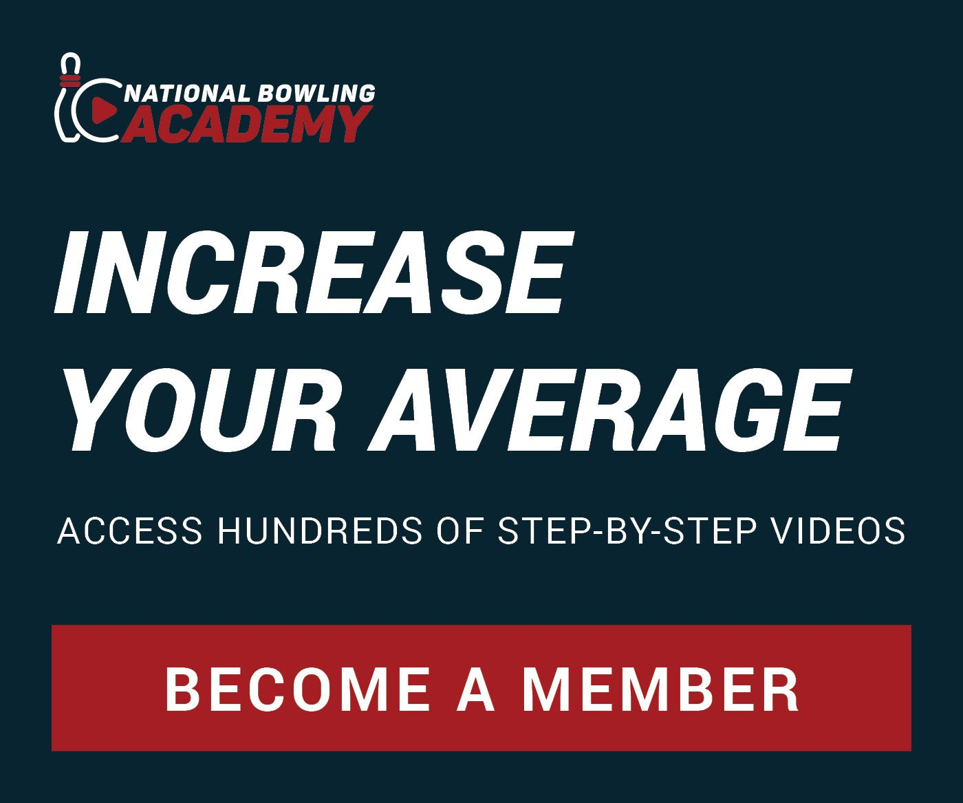 Join the National Bowling Academy! Bowling tips, Bowling
