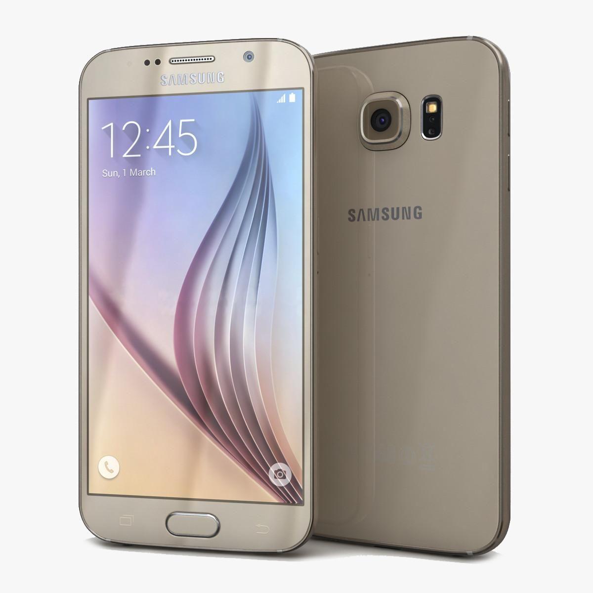 Samsung Galaxy S6 Gold Platinum 3d Model Ad Galaxy Samsung Model Platinum Samsung Galaxy Samsung Samsung Galaxy S6