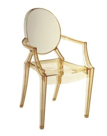 Ghost Chair Replica Revolving And Buy Philippe Starck Louis Xv Yellow Gold