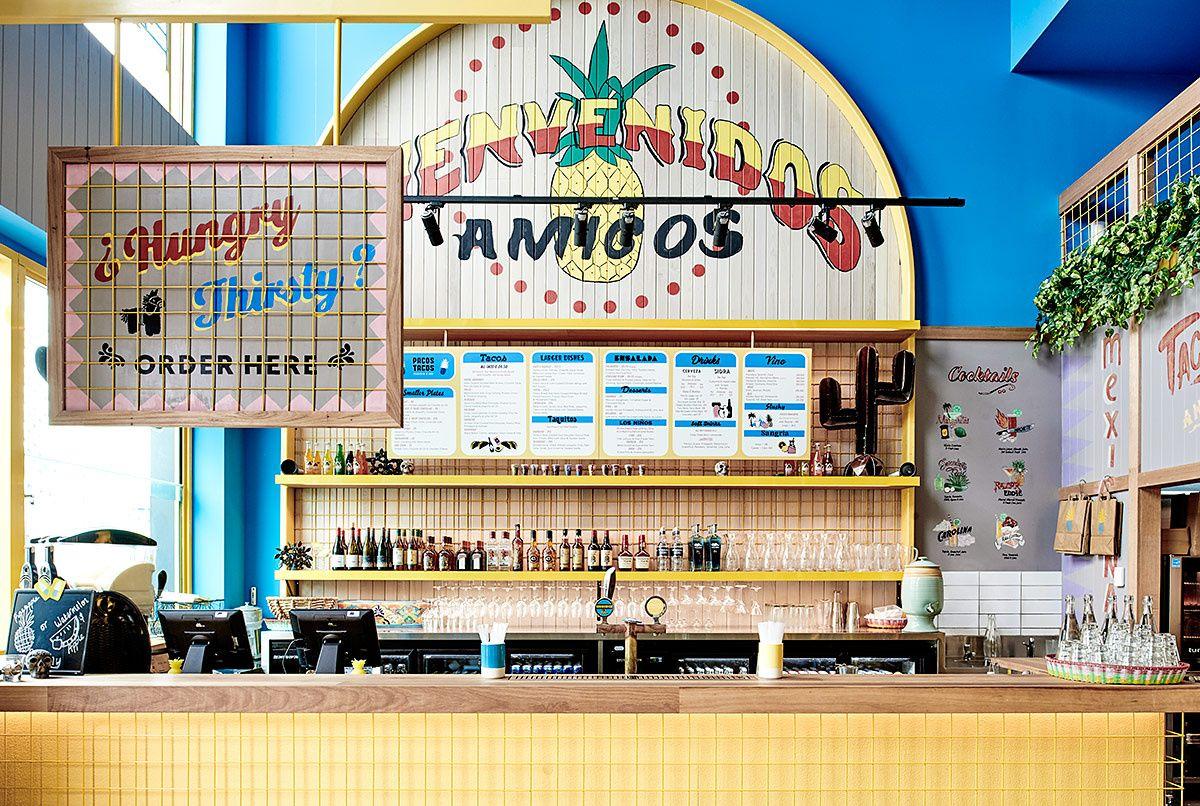Restaurante Paco\'s Tacos | Restaurante de comida mexicana, Sinónimo ...