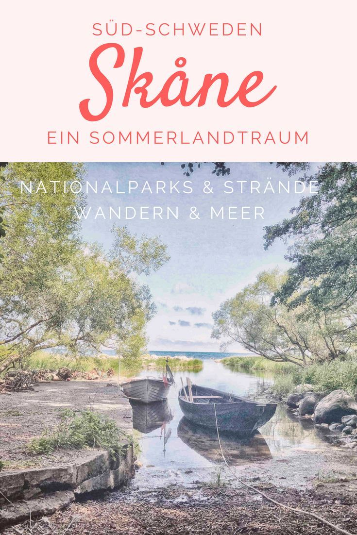 Photo of Skåne in Sweden vacation – sea and hiking experience report and tips