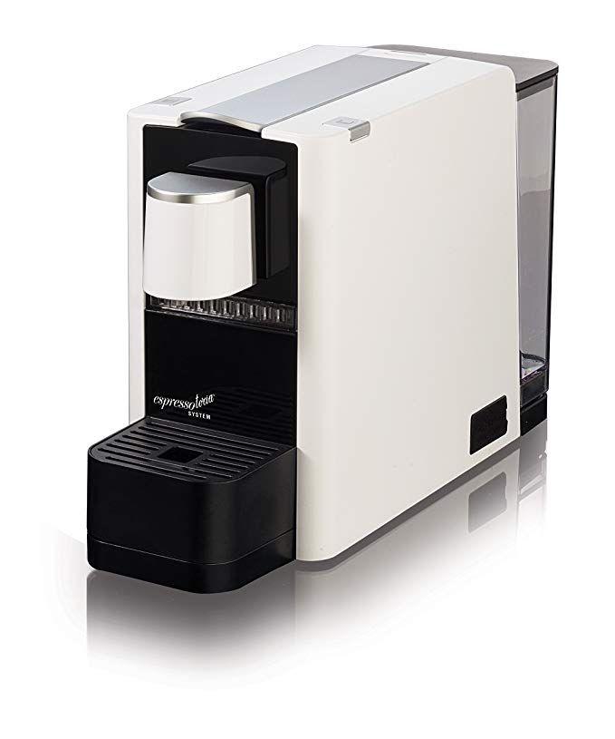 Caprista Expresso Capsule Machine White Review | Pod ...