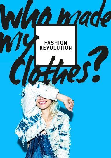 WHO MADE MY CLOTHES?   Revista Afinal