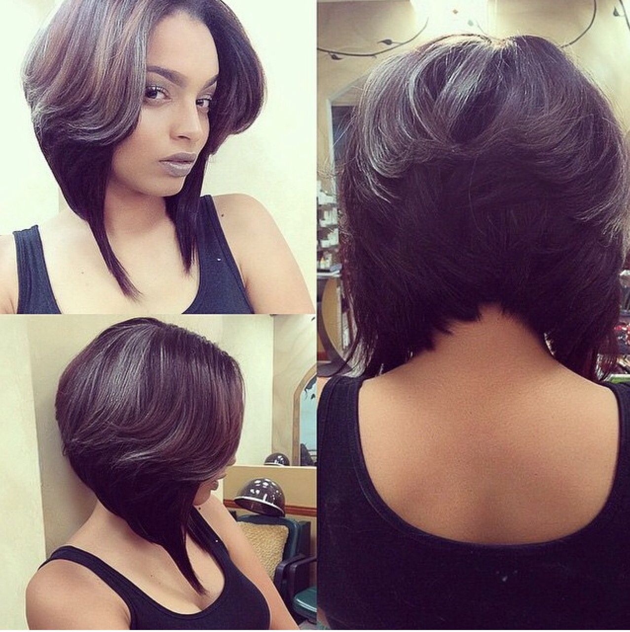 slayed bob cut | ✂☆*bob life* ☆✂ | pinterest | bob cut, bobs