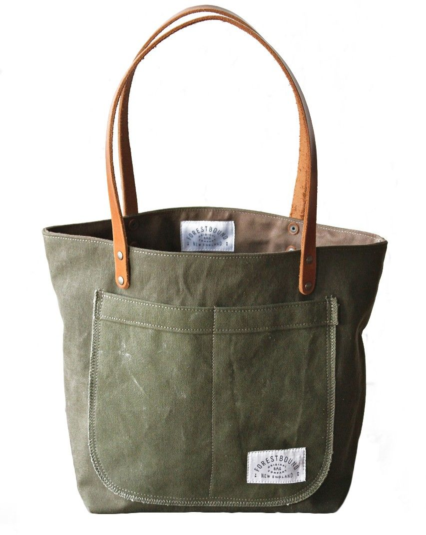 Who doesn't love a good tote bag? It's no wonder this utilitarian ...