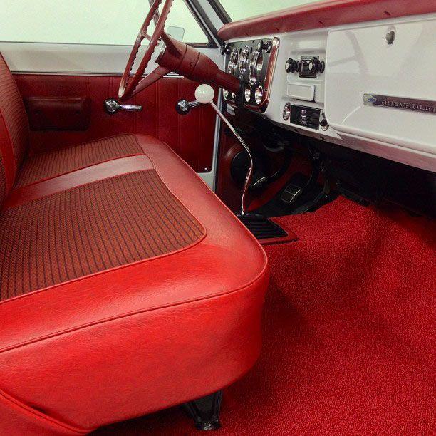 Hot Rod Interiors Upholstery | Custom Hot Rod Interiors