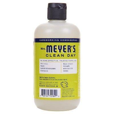 Vinegar Gel Cleaner Lemon Verbena 12oz
