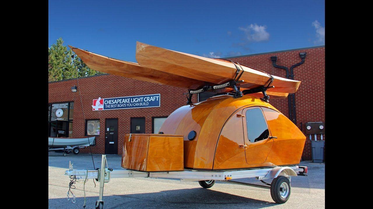 36+ Chesapeake light craft teardrop camper for sale information