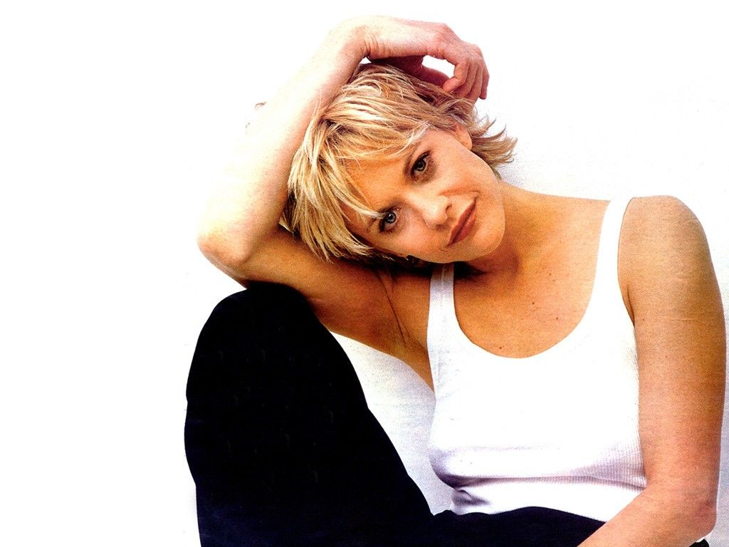meg ryan | people | meg ryan hairstyles, meg ryan, short