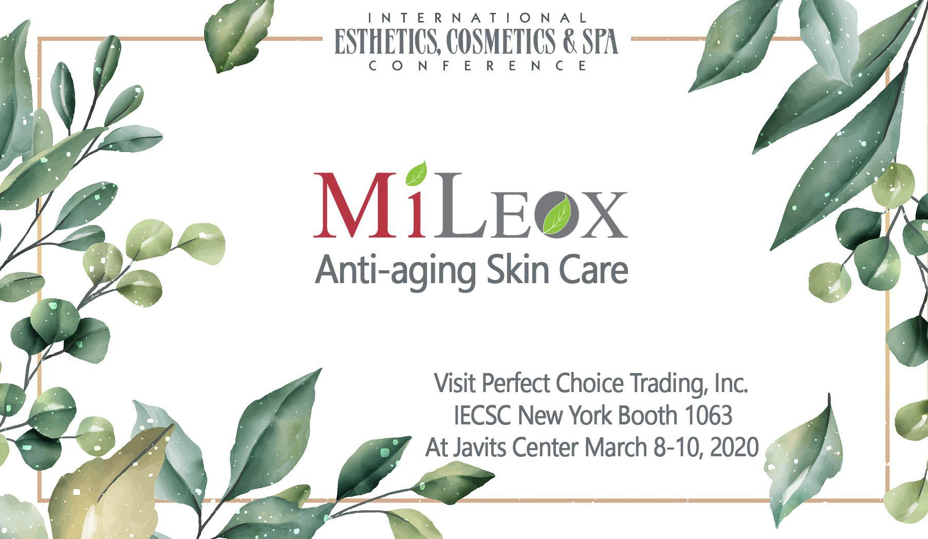 Day 1 At International Esthetics Cosmetics Spa Conference Esthetics Anti Aging Anti Aging Skin Care