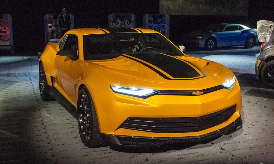 gm brings transformers camaro sonic corvette to sema show preview autoweek interesting. Black Bedroom Furniture Sets. Home Design Ideas