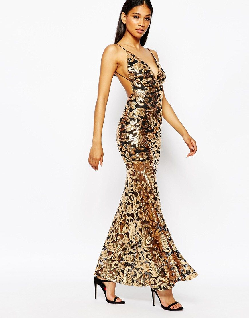 Showstopper evening dresses
