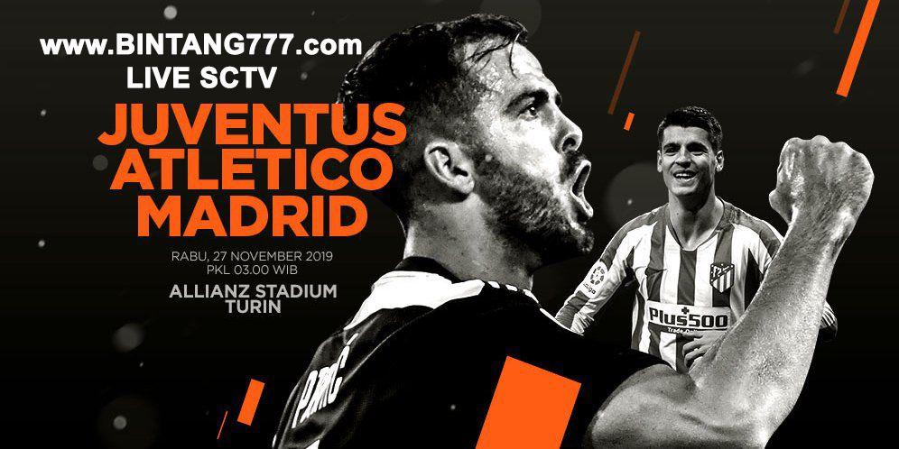 Big Match Juventus Vs Atletico Madrid Atletico Madrid Juventus Madrid