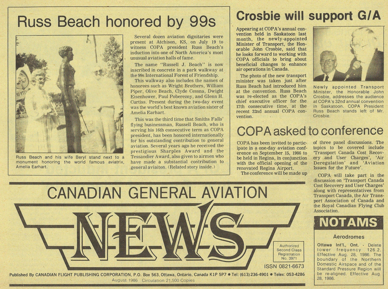 Canadian Aviation News Executive Flight News Vintage Etsy Aviation News Flight News Aviation