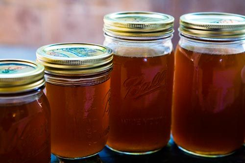 beef stock how to
