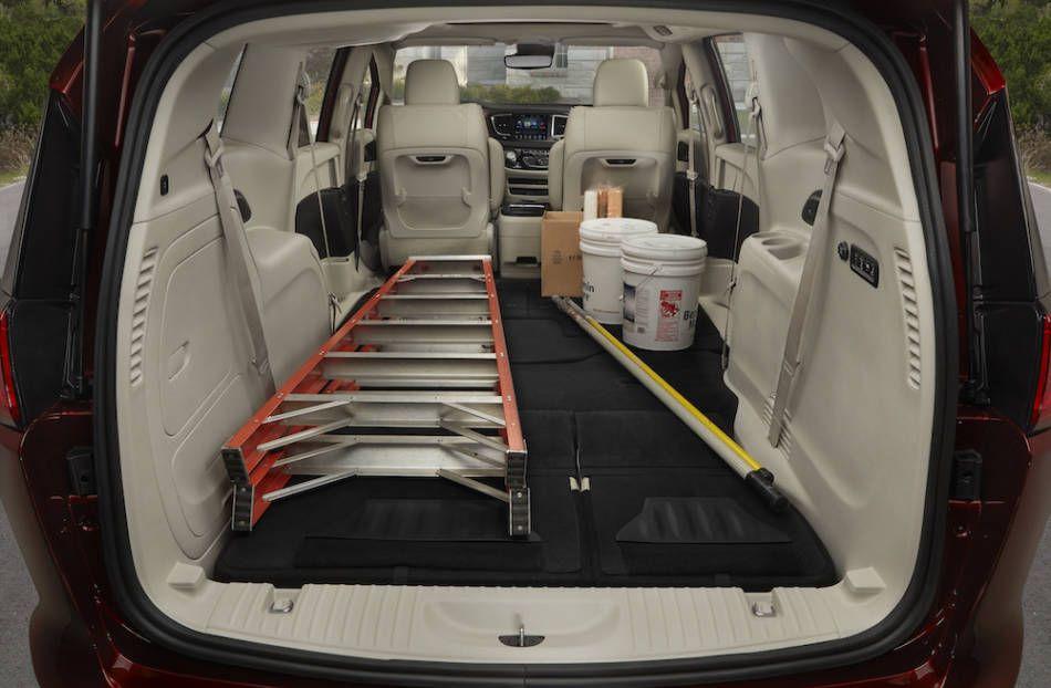 Autoreviewers Com Chrysler Pacifica Mini Van Chrysler