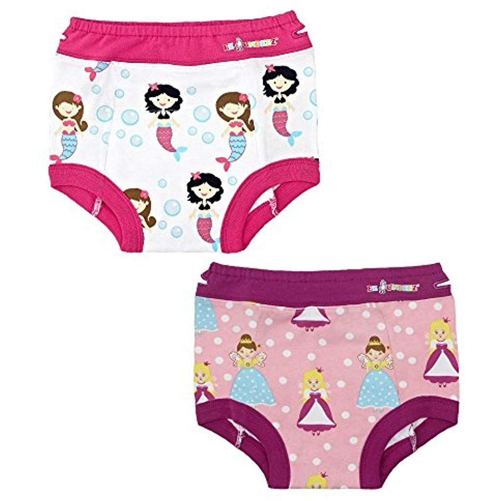 détaillant Royaume-Uni personnalisé Ez Undeez Bébés filles sous-vêtements pour enfants avec ...