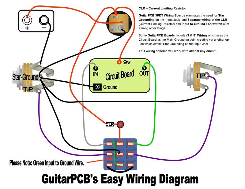 dfeb54a92e9c86263ec21312752cc1a8 diy guitar pedal easy buscar con google diy pinterest effects pedal wiring diagram at soozxer.org