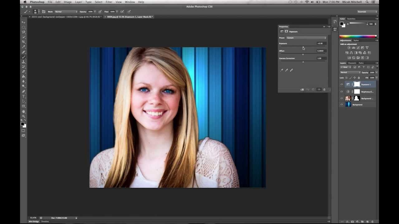How to removechange background layer mask quick selection removechange background layer mask quick selection tool photoshop cc beginners tutorial on how to remove and change background with layer mask and baditri Images
