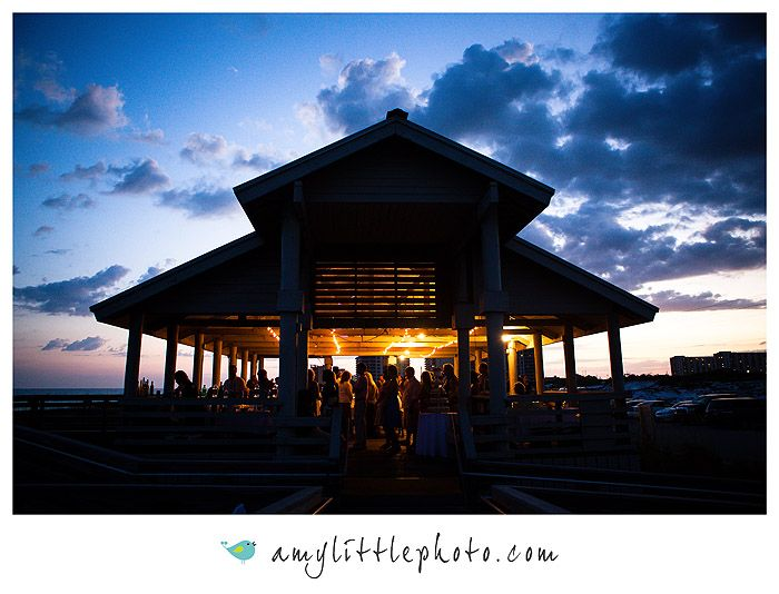 Pavilion At Henderson Beach State Park In Destin Fl Weddings
