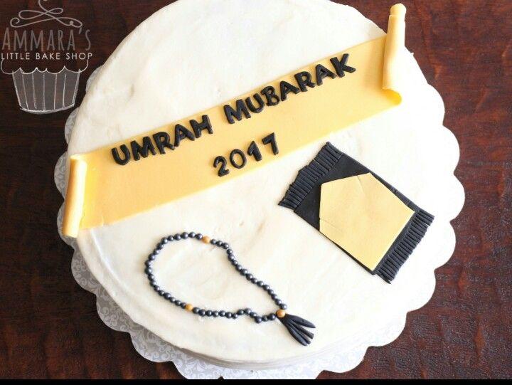 Umrah Banner: Ammara's Little Bake Shop