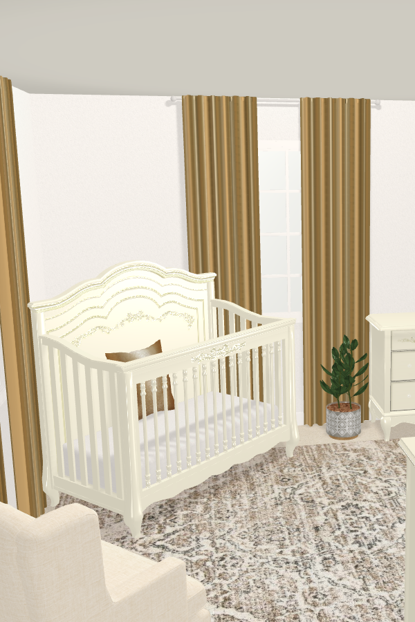 Such A Regal Nursery Create Your Own In