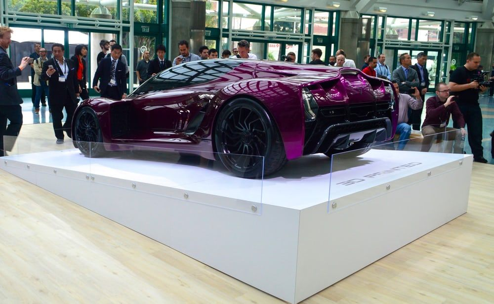 The Divergent D Blade At The LA Auto Show Speed Pinterest - When is the la car show