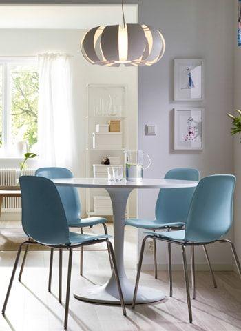 Ronde Ikea Tafel.Afbeeldingsresultaat Voor Ronde Tafel Ikea Kantoor Tafel