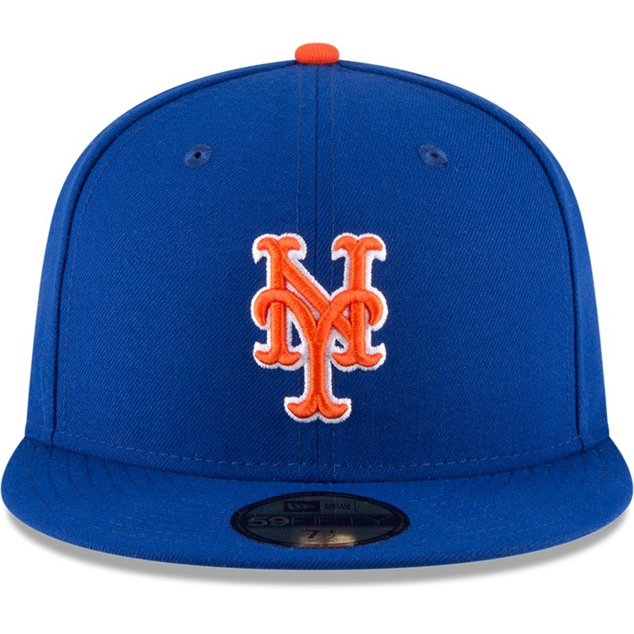 b220cc4a34f64f New York Mets New Era Youth Alternate MLB Authentic Collection On-Field 59FIFTY  Fitted Hat - Royal