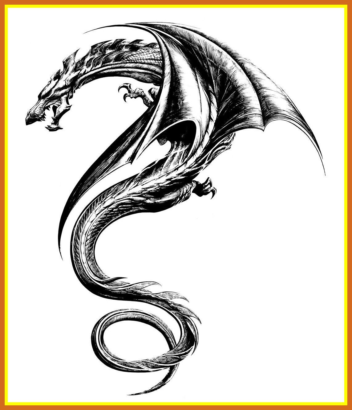 Incredible New Dragon Tattoo Design Collection Pic For - Drachen Tattoo Schulter
