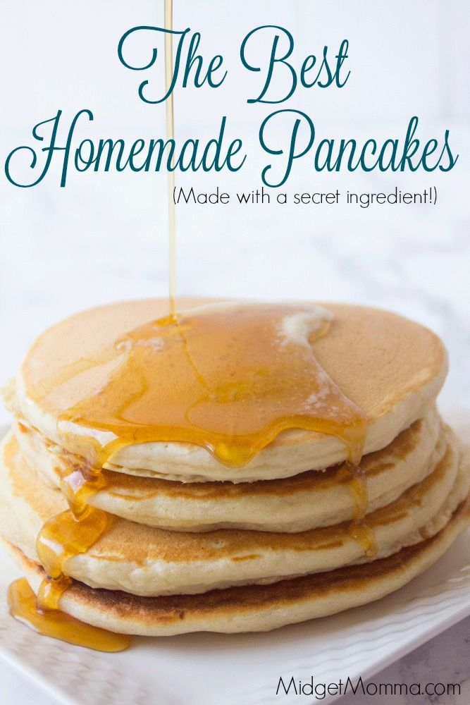 Homemade pancake mix breakfast receita refeio sobremesas e homemade pancake mix with a secret ingredient this homemade pancake mix will be the last ccuart Choice Image
