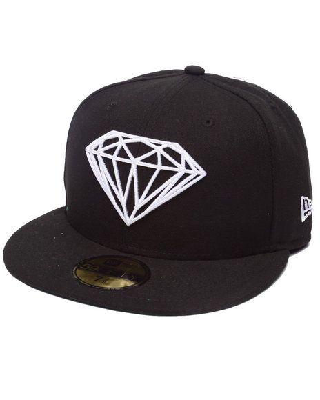 208be17885c Diamond Supply Co - Diamond Supply Co Brilliant New Era Fitted Cap ...