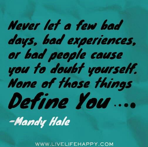 Never doubt yourself! | quotes | Quotes, Daily inspiration quotes