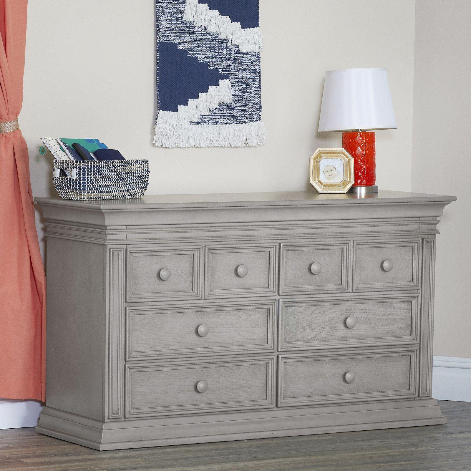 Best Baby Cache Vienna 6 Drawer Dresser Ash Gray 699 99 400 x 300
