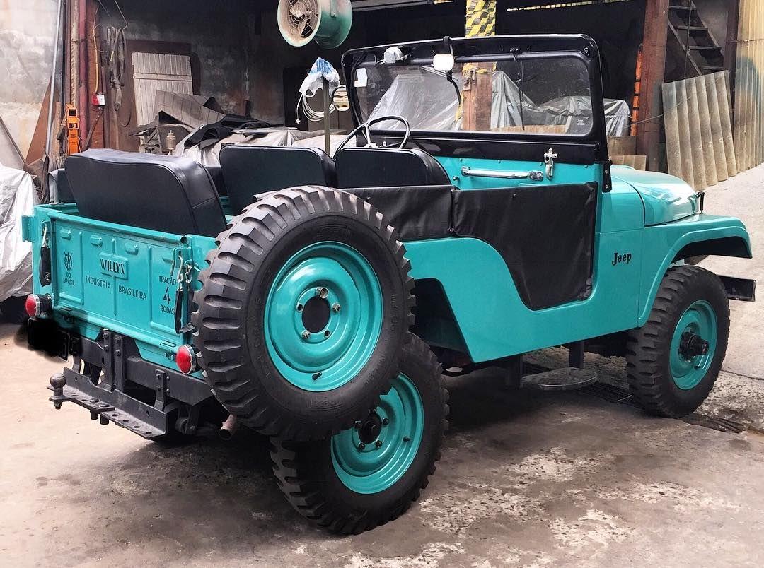 Angelo Meliani On Instagram Jeep 1963 Cj5 Restaurado A 20