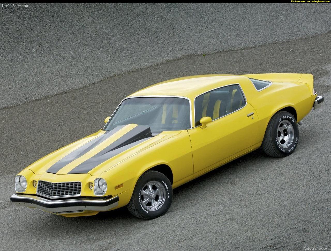 1976 camaro bumblebee | 1976 Chevrolet Camaro LT Rally Sport