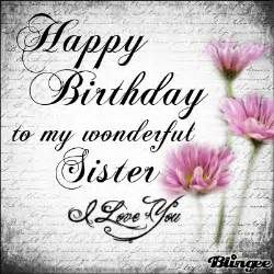 Happy Birthday Wishes For Sister On Facebook Happy Birthday Niece Birthday Wishes For Sister Birthday Wishes For Brother
