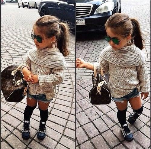 little fashionistas | via Facebook #classy - #louis vuitton
