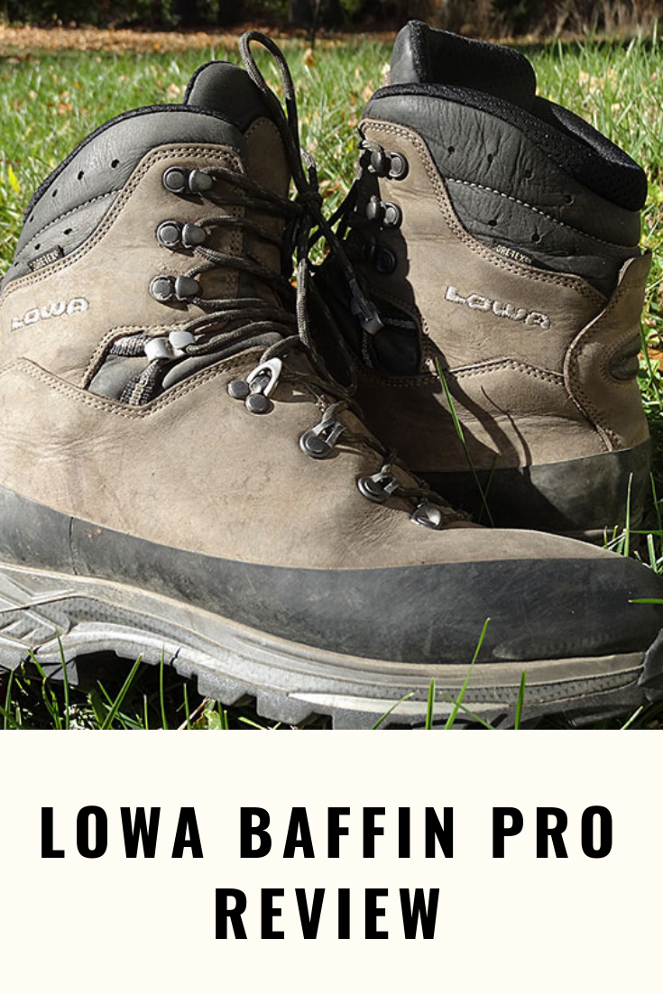 941aba273c8 The LOWA Baffin Pro Review: Are These Boots Worth it? | Blog Post ...