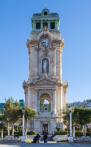 Reloj Monumental, Pachuca, Hidalgo, México, 2013-10-10, DD 02.JPG