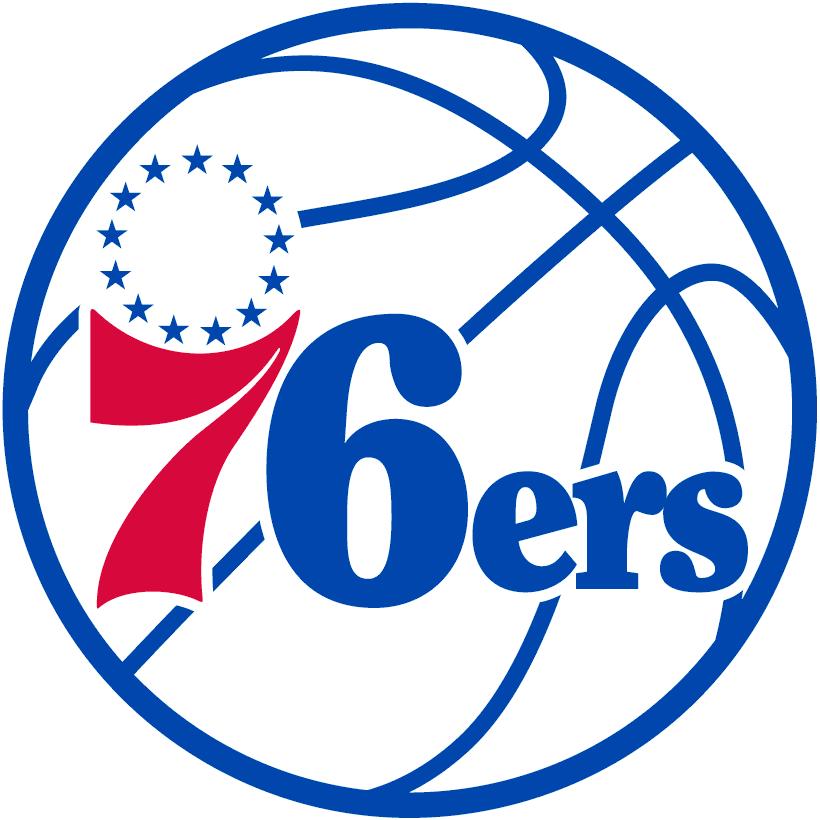 Philadelphia 76ers Alternate Logo 2016- Present ...