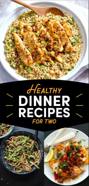 12 Date Night Dinners That Are Also Healthy Recipe images