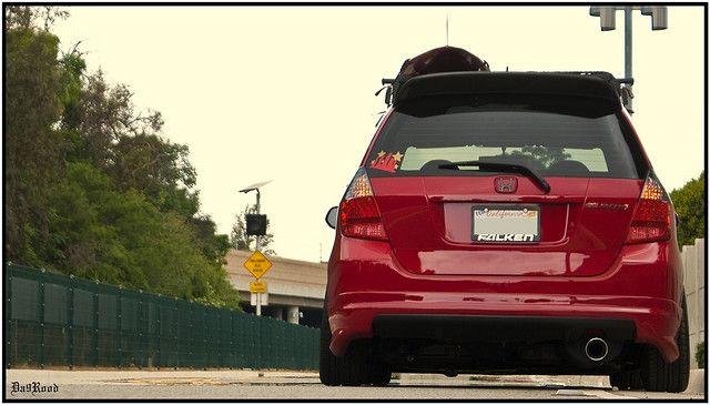 Fit jdm (gotta love Honda fits <3)