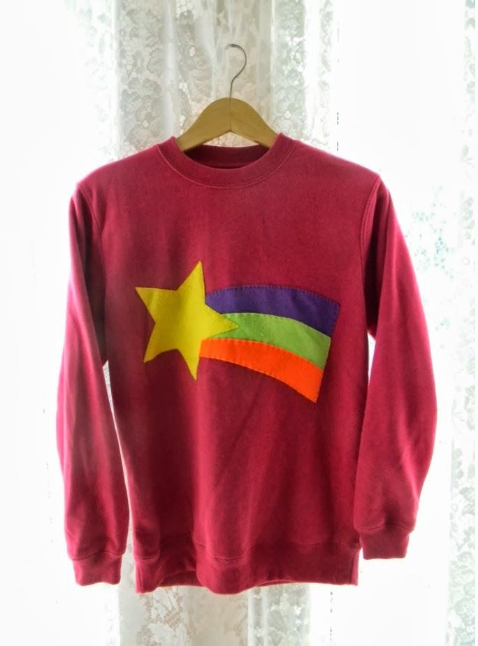 Empty My Pockets: Tutorial - Mabel Pines Sweater | Gravity ...