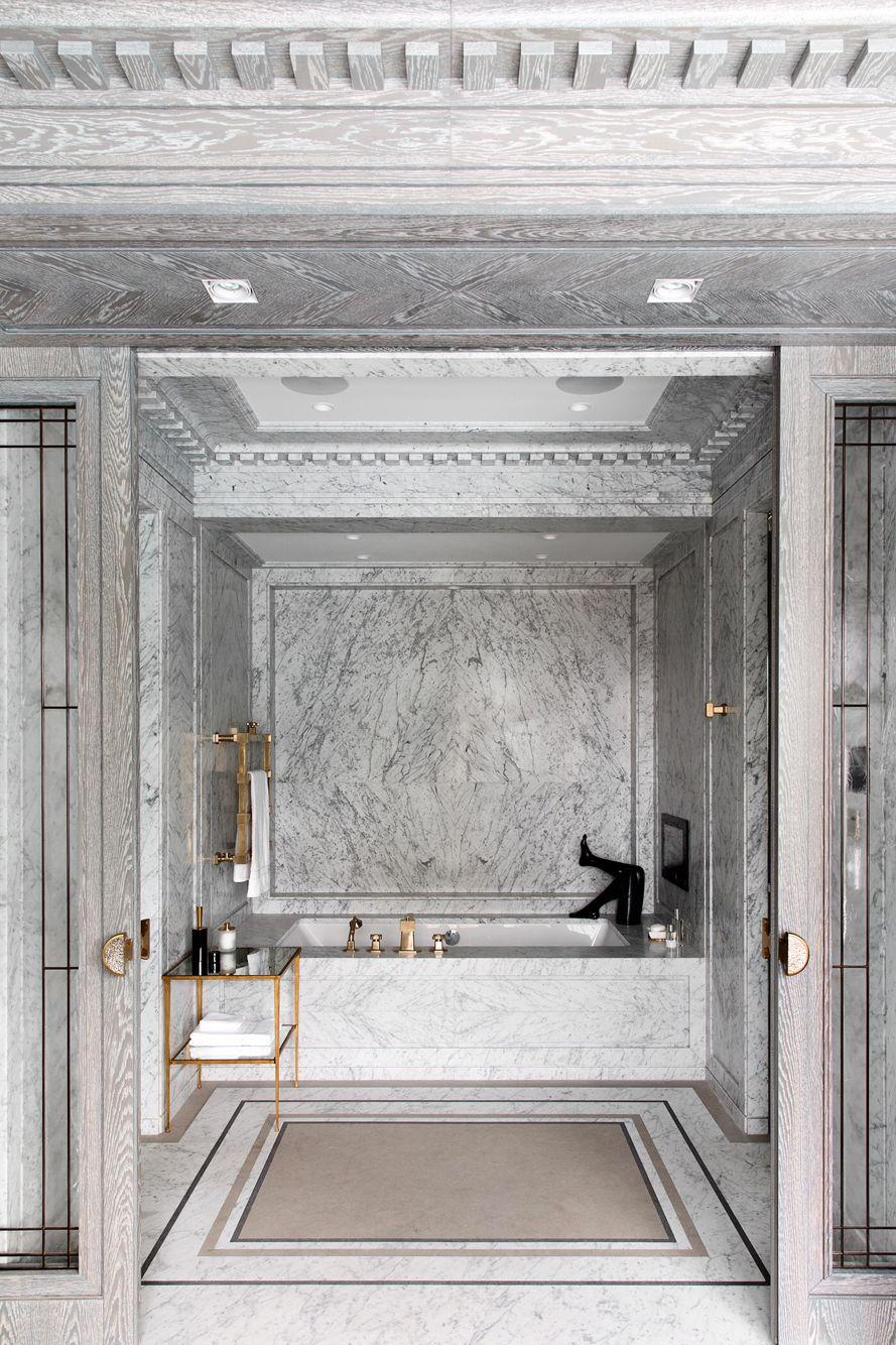 Pin by francesca moroni on bathrooms pinterest bath interiors