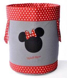 Disney Minnie Cesta Portabiancheria
