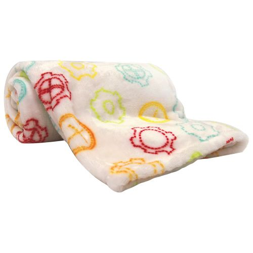 Baby's First Boys Super-Luxurious Blanket - 0-24 Months - Assorted 							 							 							- Online Only