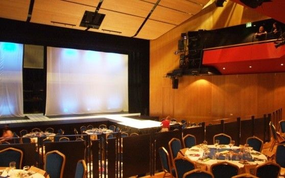 Auditorium For Hire As Conference Venue Formal Dinners